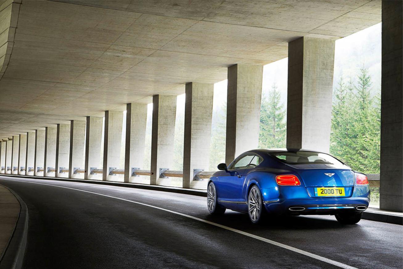 Les nouvelles photos de : Continental-GT-Speed