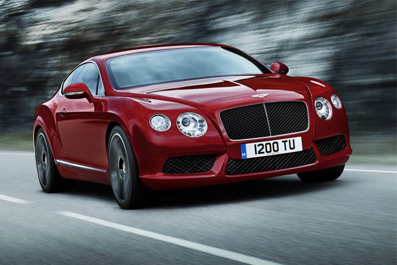 Les nouvelles photos de : Continental-GT-V8