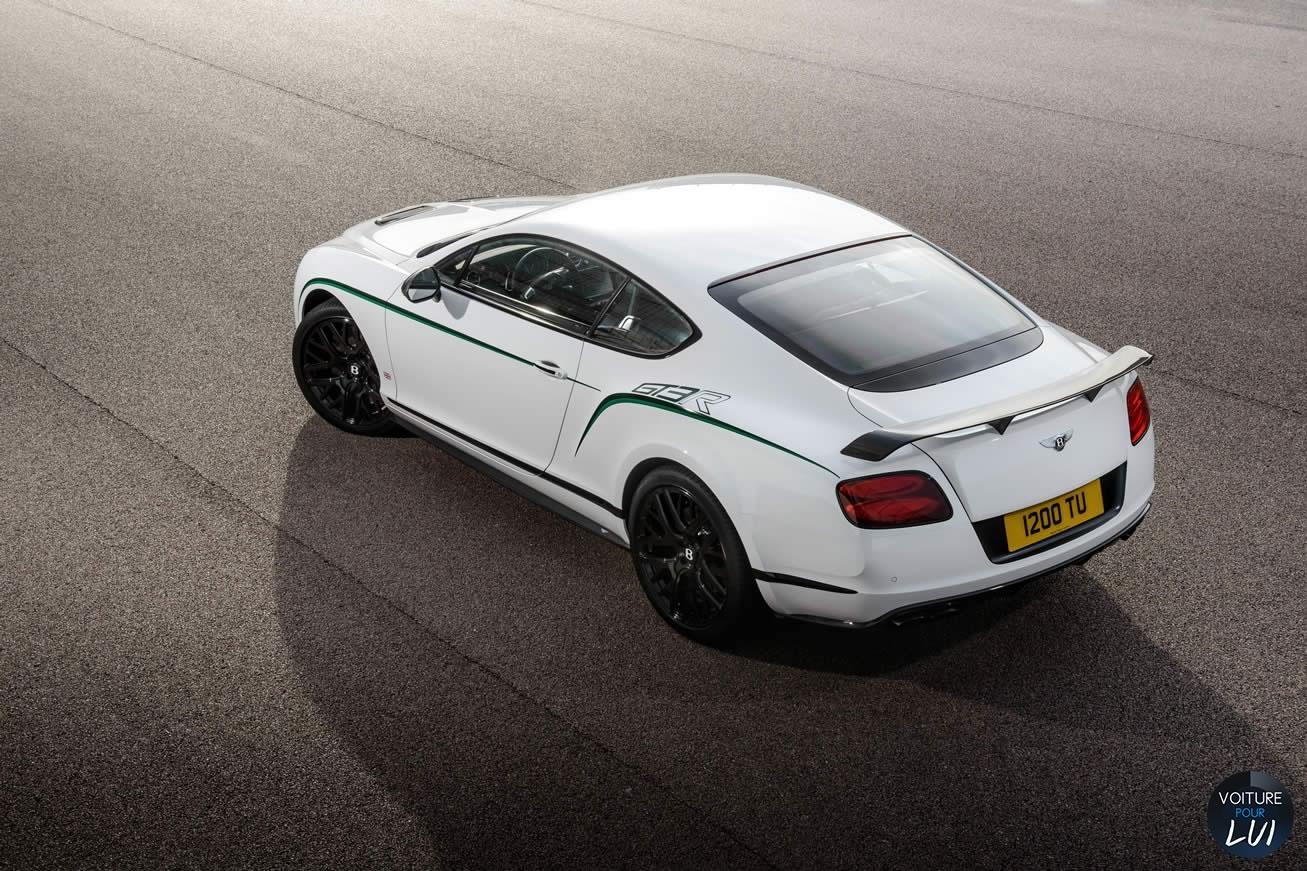 Bentley Continental GT3 R