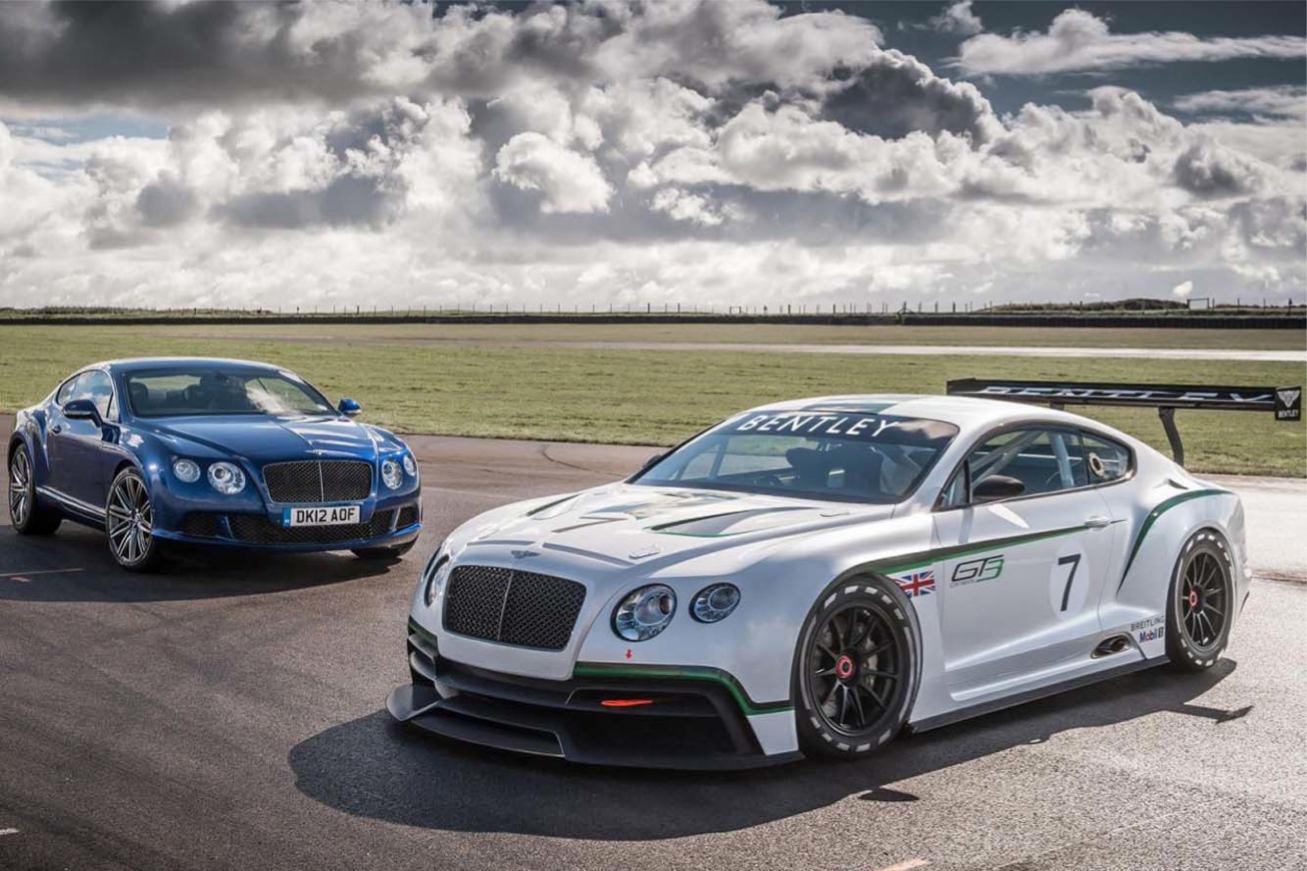 Les nouvelles photos de : Continental-GT3
