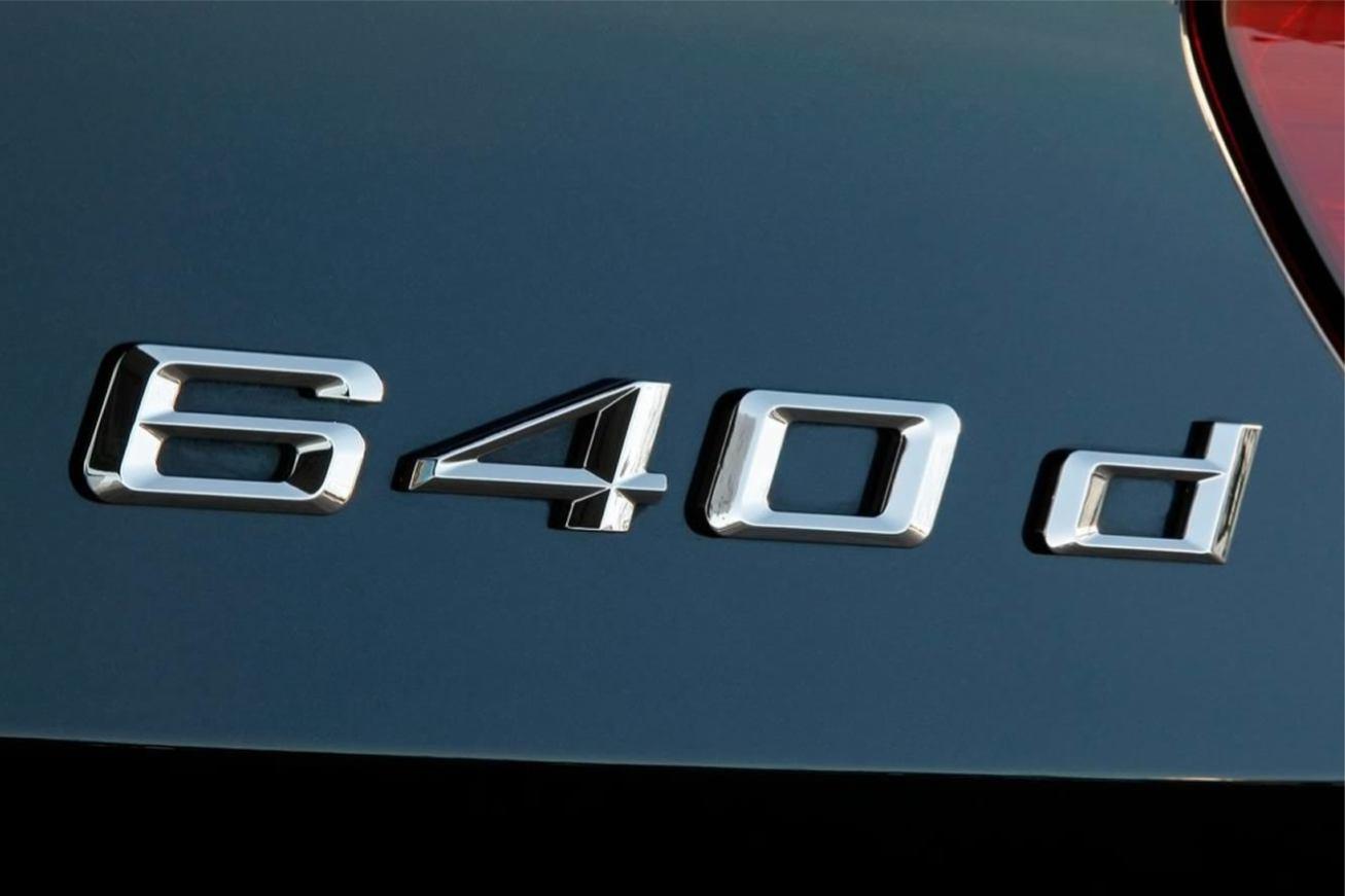 Bmw 640d xDrive 2012