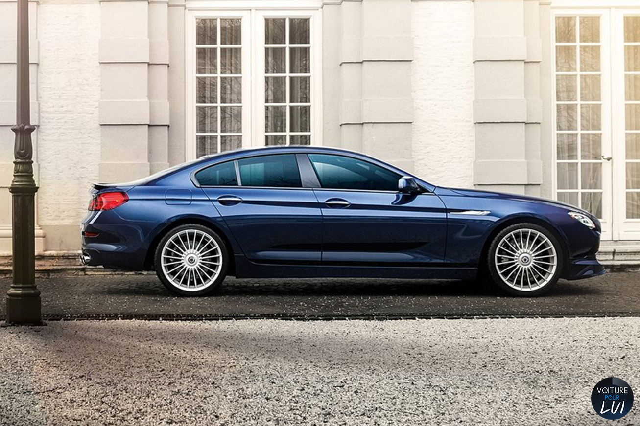 Bmw Alpina B6 BiTurbo Coupe