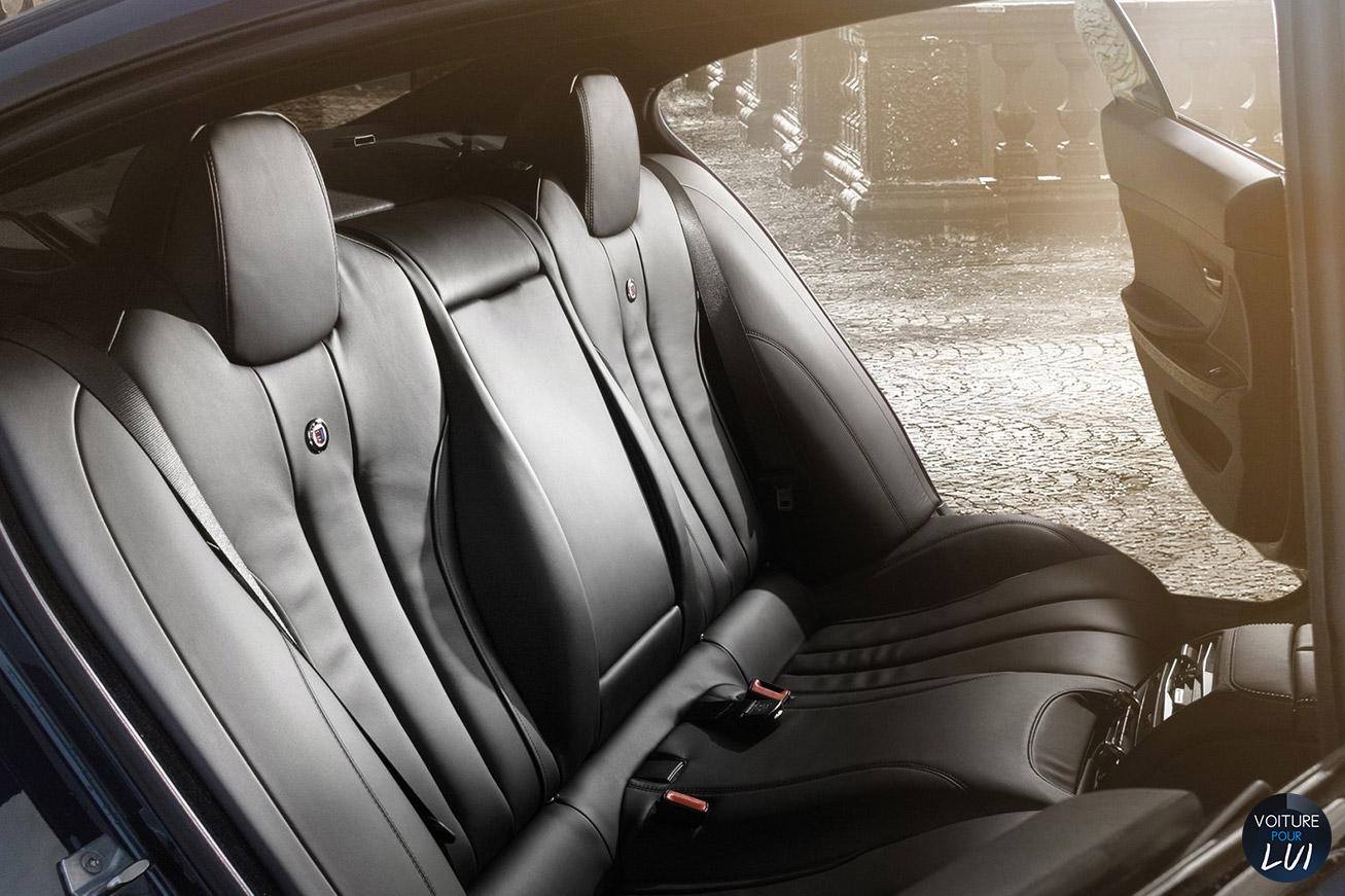 Bmw Alpina B6 BiTurbo Coupe