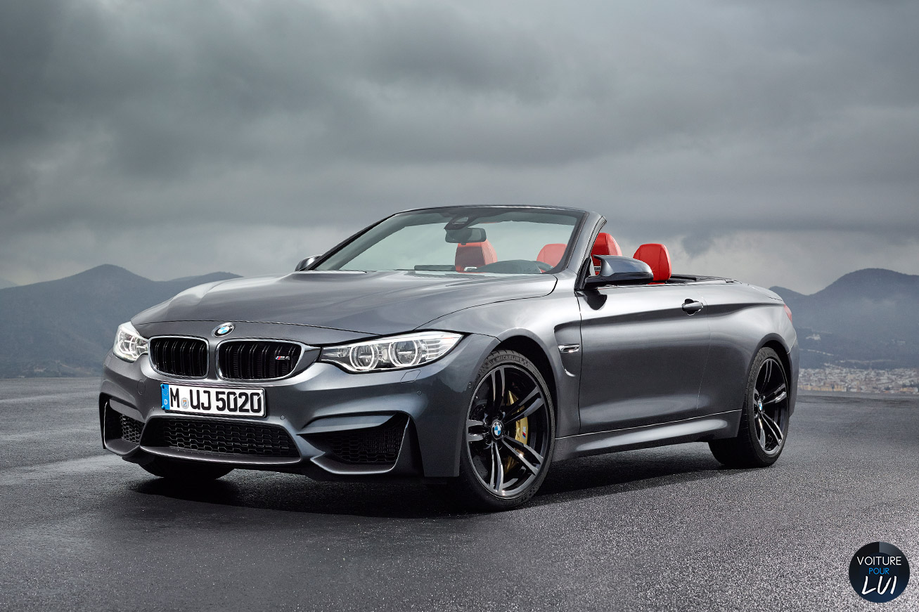 Nouvelle photo : BmwM4-Cabriolet