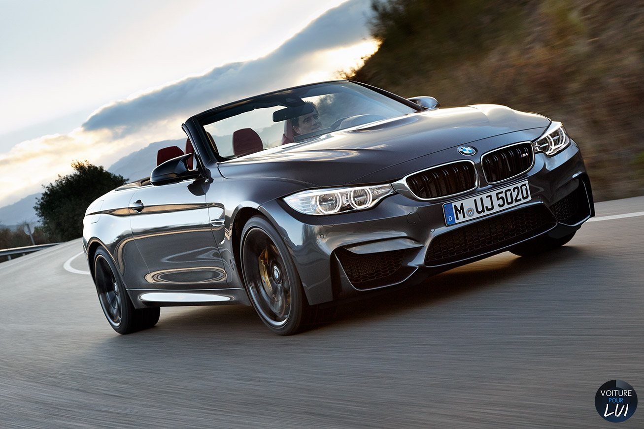 toutes les photos bmw m4 cabriolet sur voiture pour lui. Black Bedroom Furniture Sets. Home Design Ideas