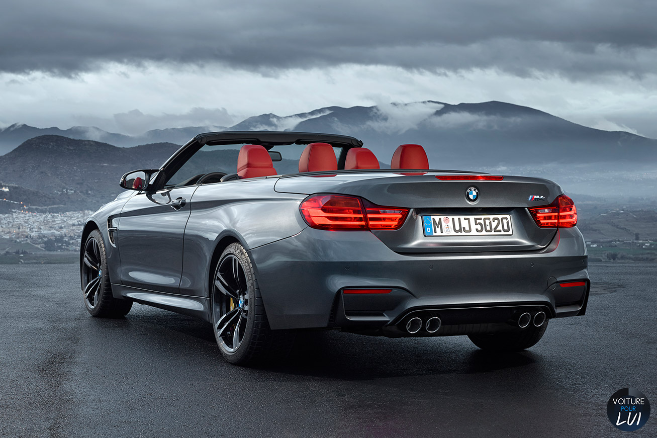 bmw m4 cabriolet coffre. Black Bedroom Furniture Sets. Home Design Ideas