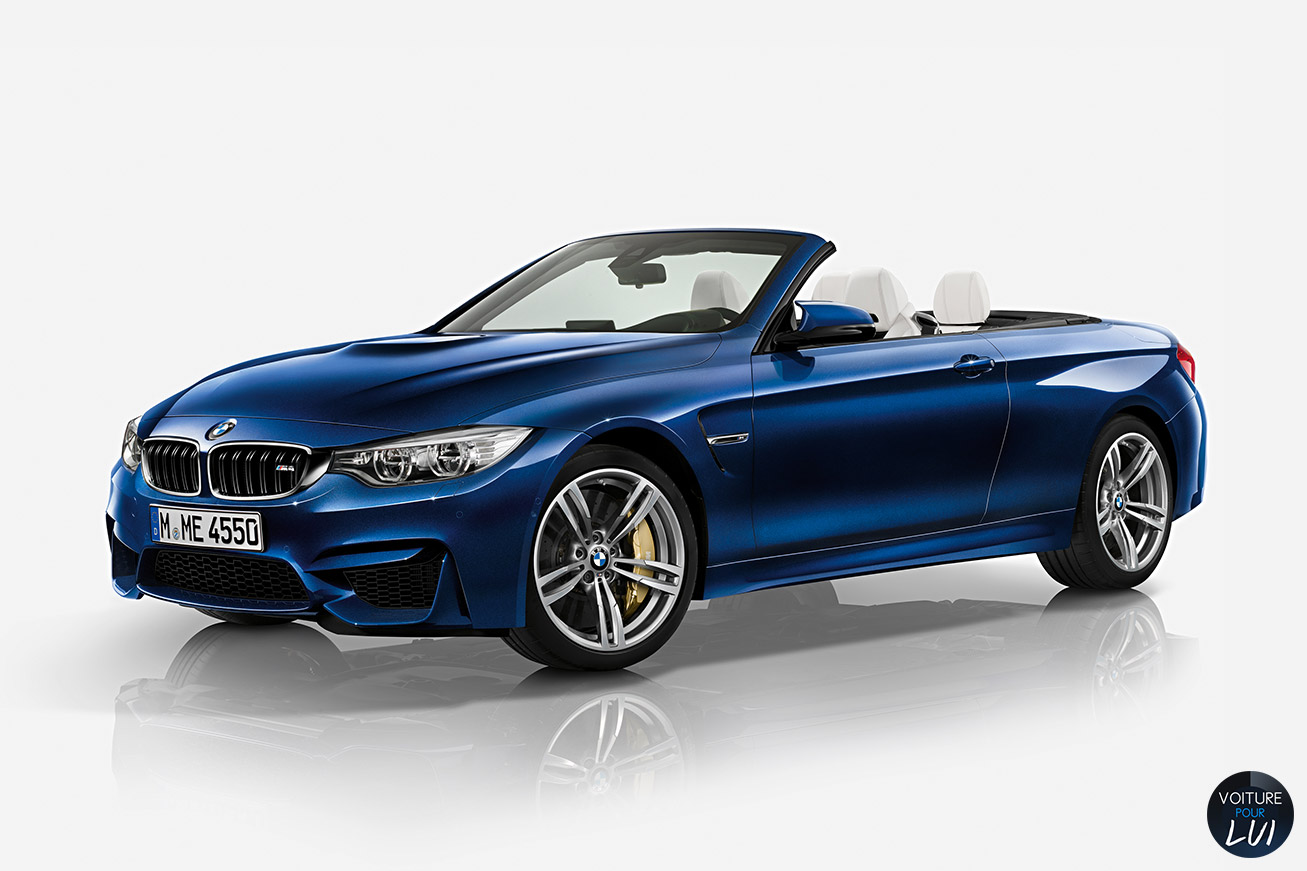 bmw m4 cabriolet bleu. Black Bedroom Furniture Sets. Home Design Ideas