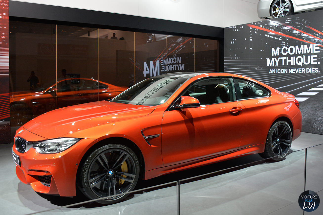 Photo Bmw M4 Coupe Mondial 2014 2014