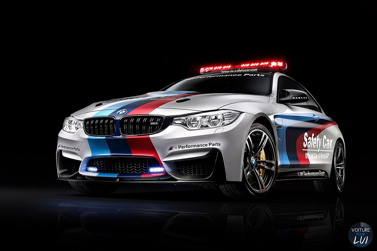 Les nouvelles photos de : M4-Coupe-MotoGP-Safety-Car