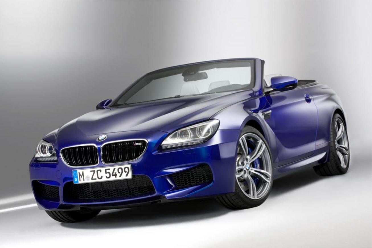 Les nouvelles photos de : M6-Cabriolet-2012