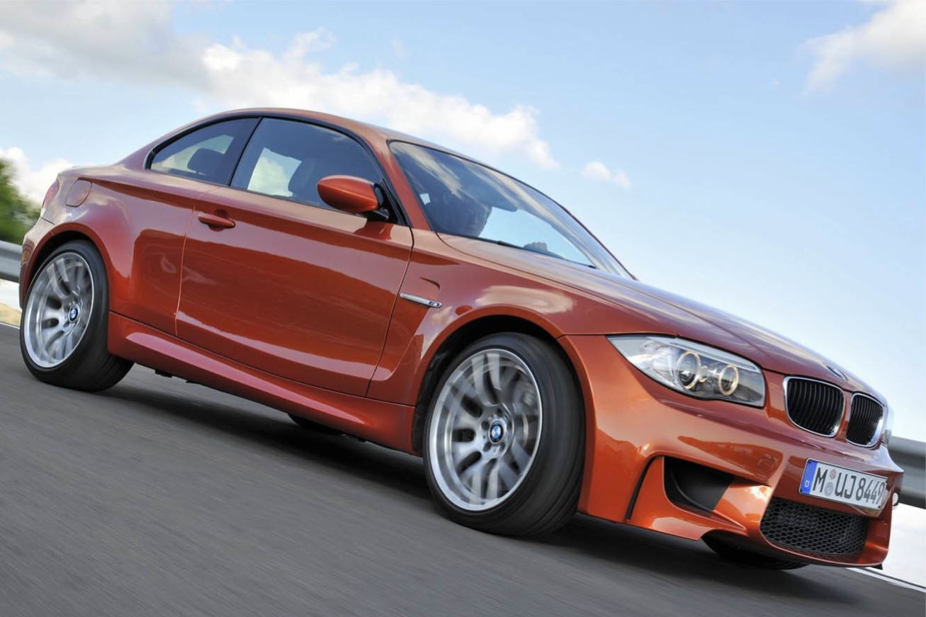 Bmw Serie 1 M Coupe