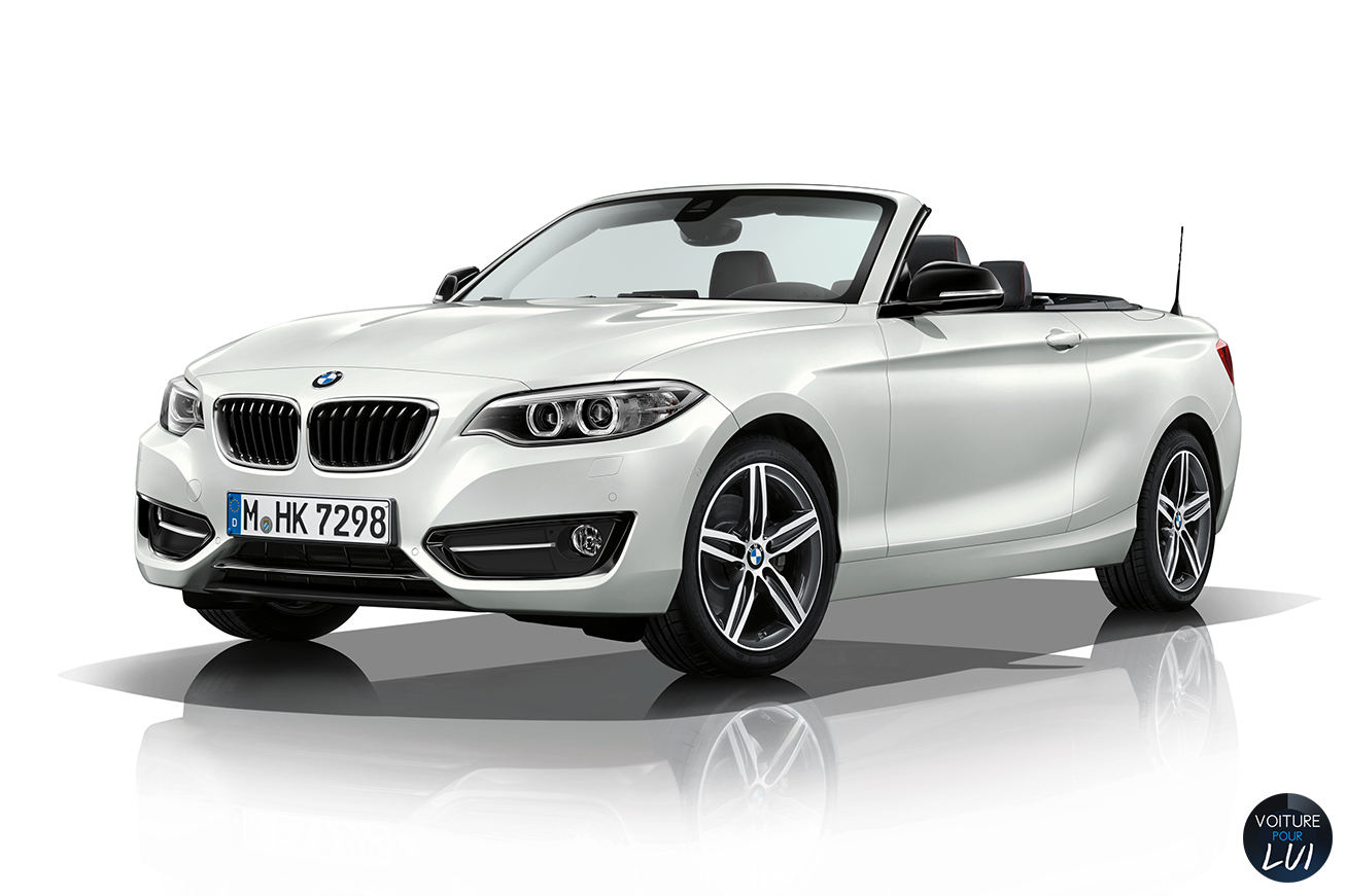 bmw serie 2 cabriolet blanc. Black Bedroom Furniture Sets. Home Design Ideas