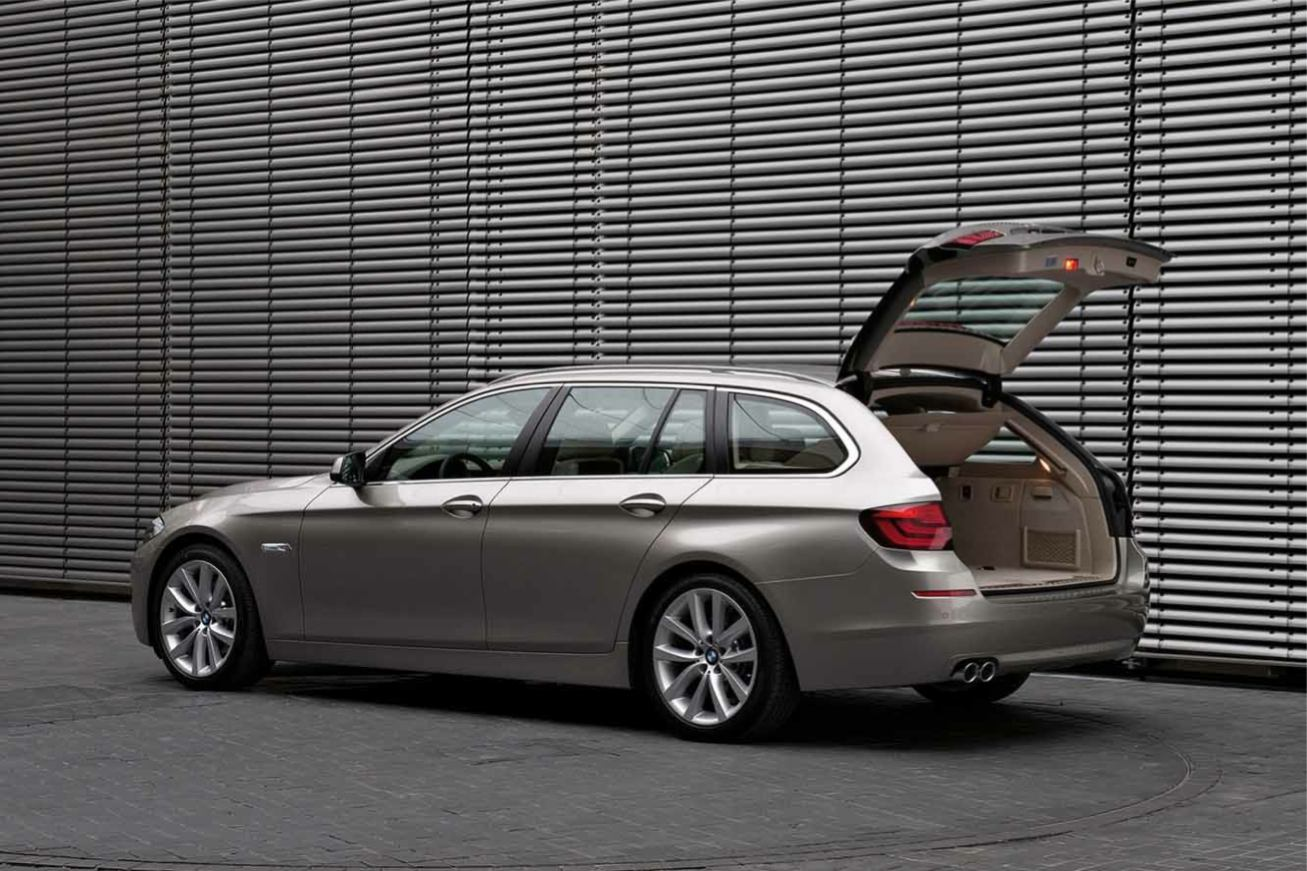 Bmw Serie 5 Touring