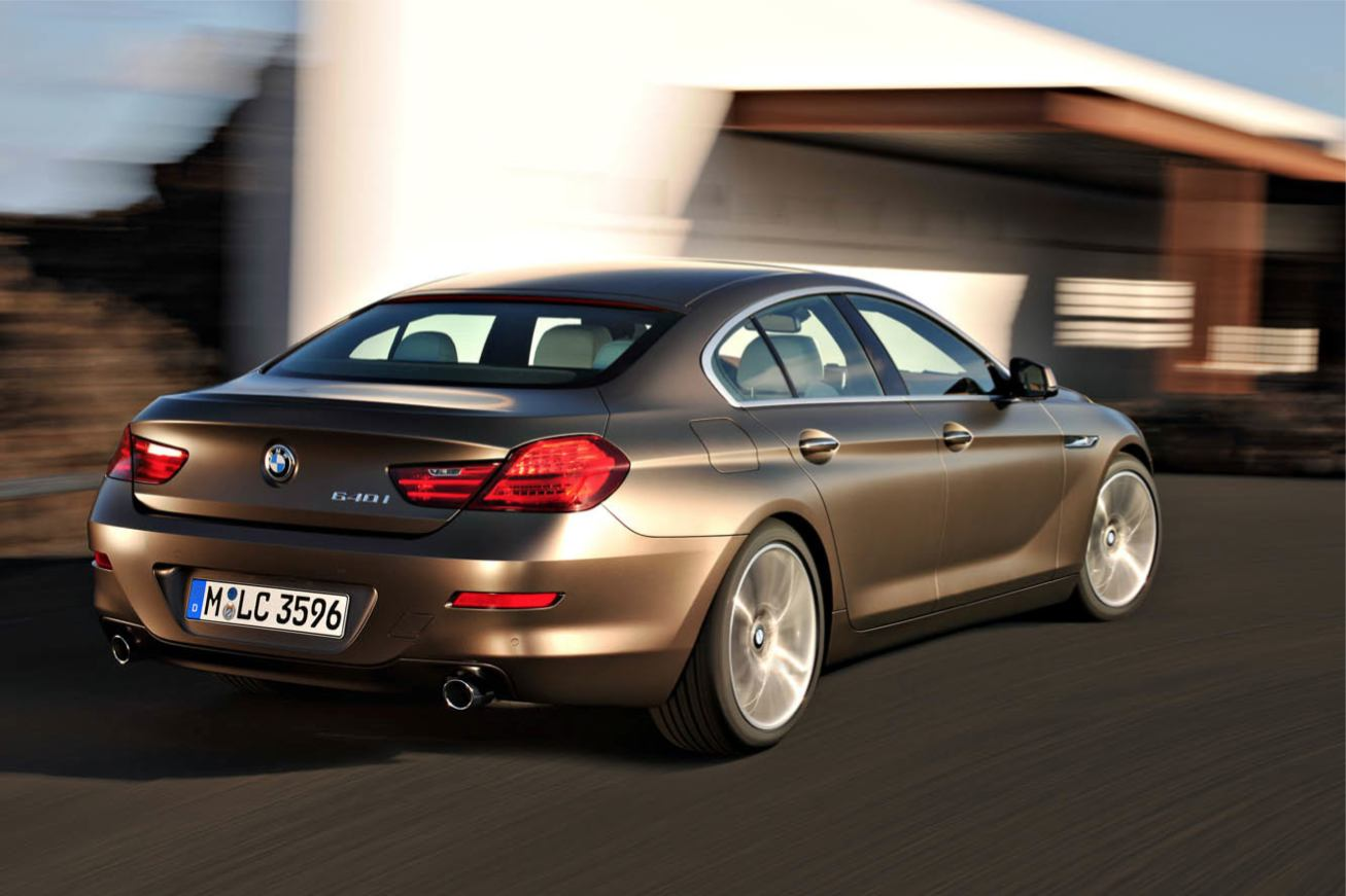 Bmw Serie-6-Gran-Coupe photo