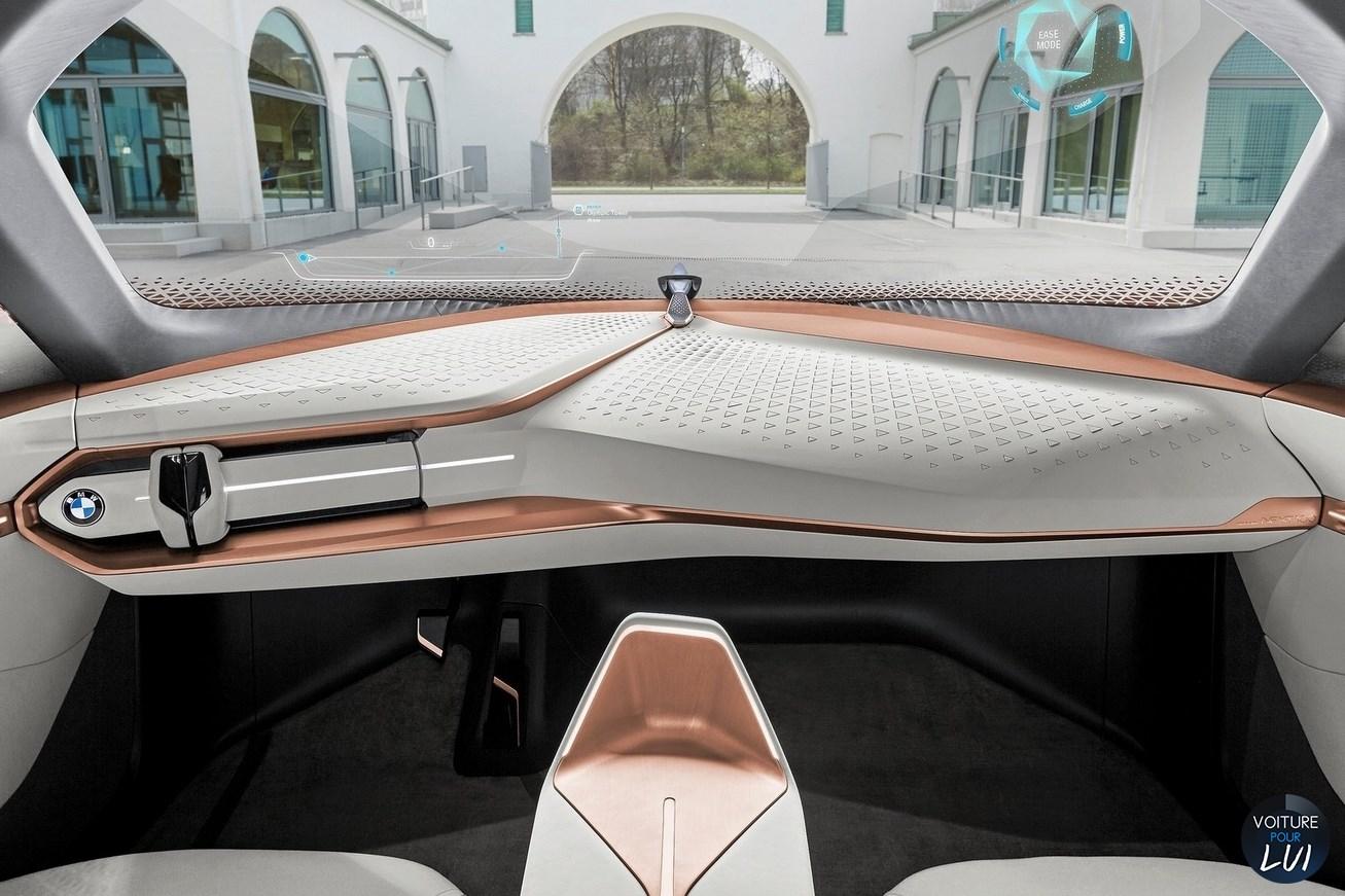 Bmw Vision Next 100 Concept 2016