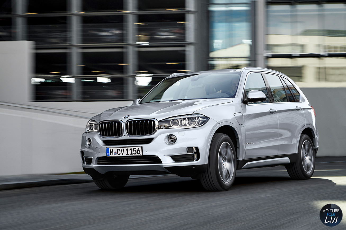 Nouvelle photo : BmwX5-xDrive40e