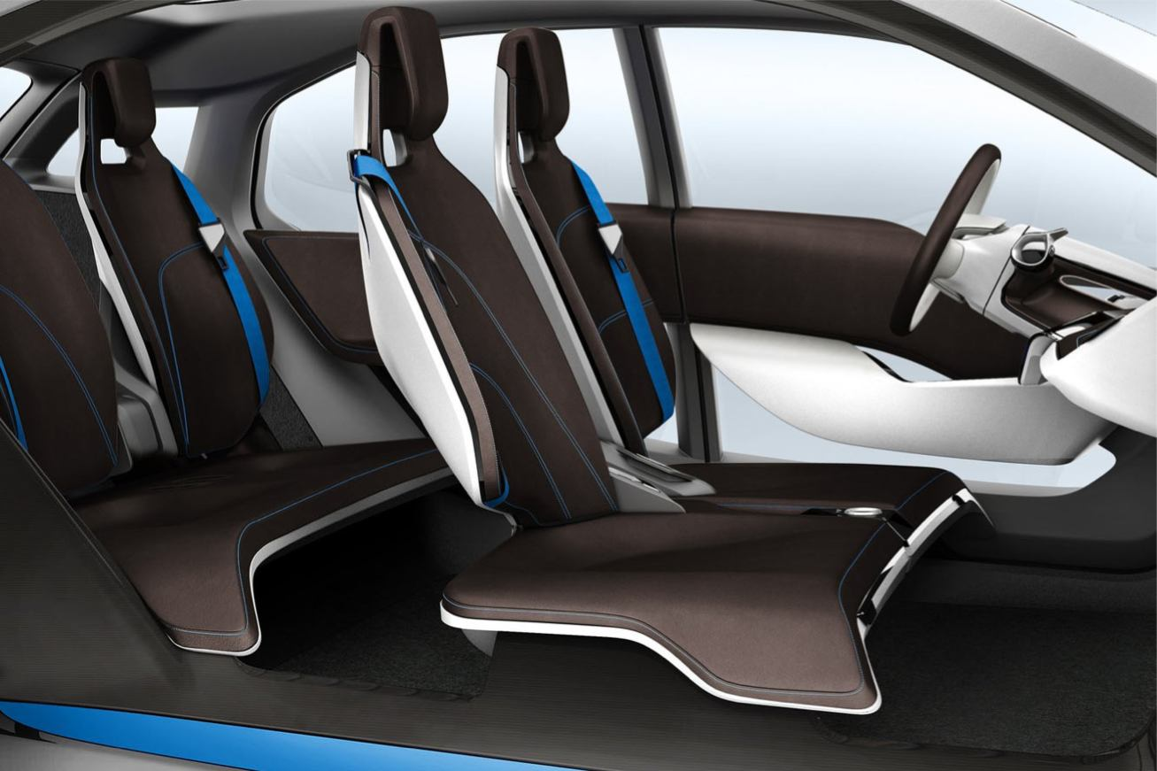 Photos bmw i3 concept 2011 numero 14 for Interieur i3