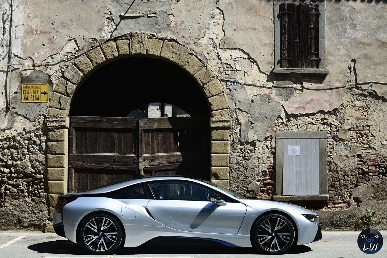 Nouvelle photo : Bmwi8-2014