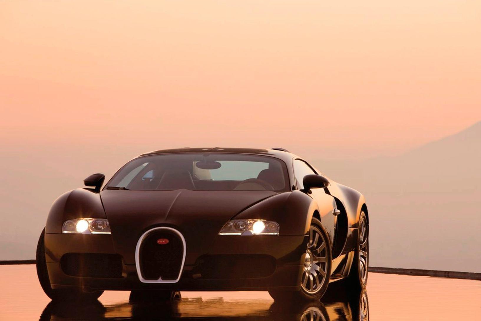 Les nouvelles photos de : Veyron-2009