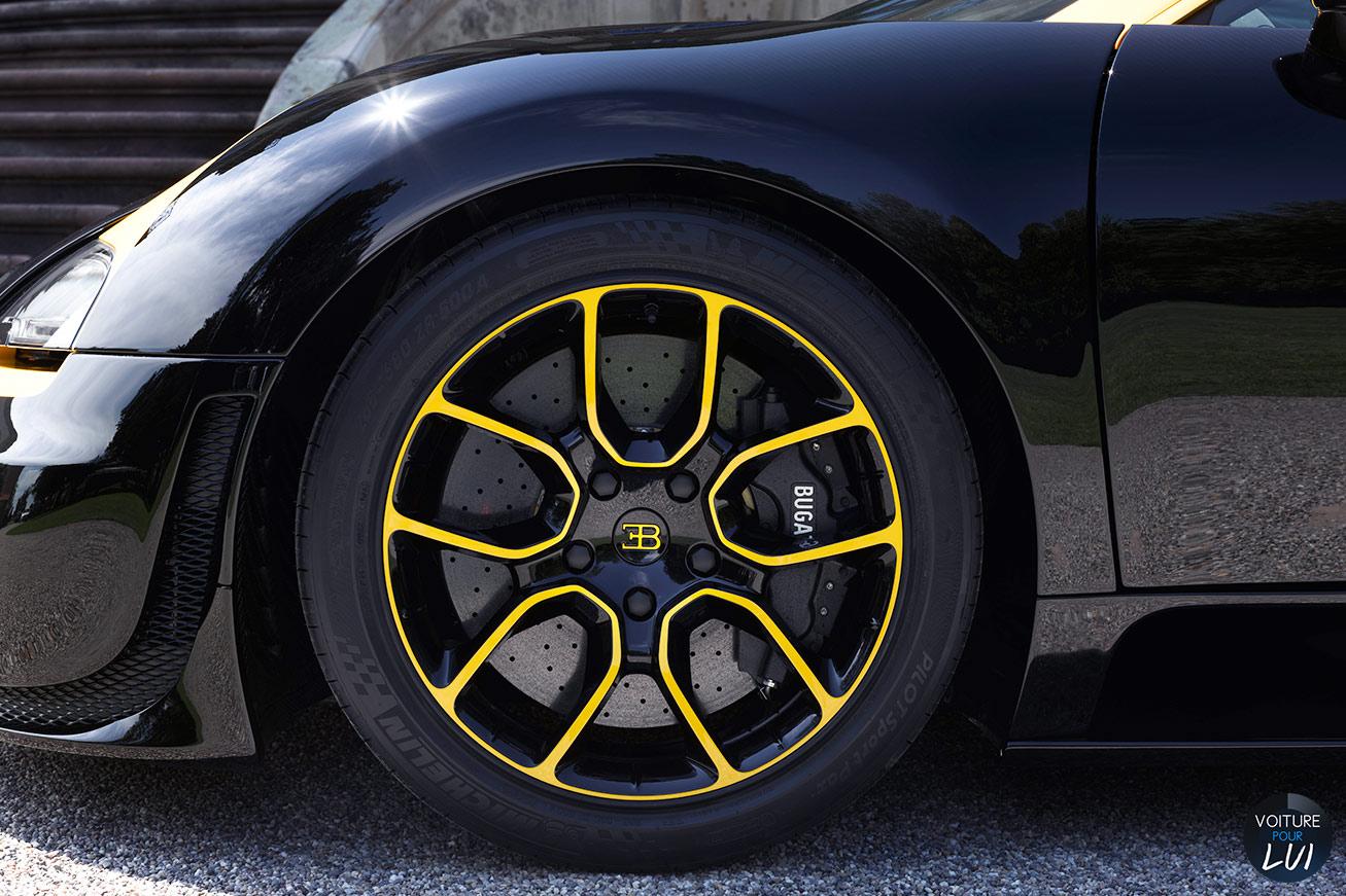 bugatti veyron grand sport vitesse loft 1of1 jante. Black Bedroom Furniture Sets. Home Design Ideas