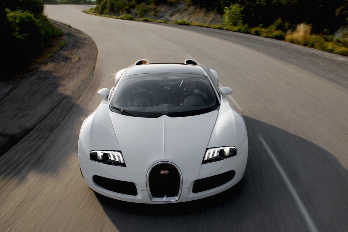 Les nouvelles photos de : Veyron-Grand-Sport