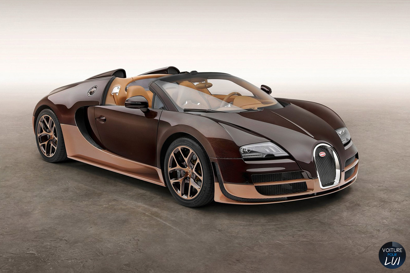 bugatti veyron grand sport vitesse loft 1of1 2015 voiture. Black Bedroom Furniture Sets. Home Design Ideas