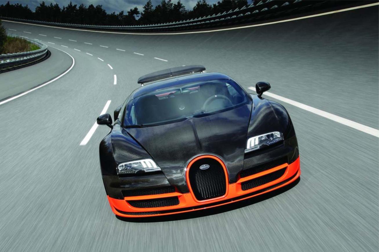 Les nouvelles photos de : Veyron-Super-Sport