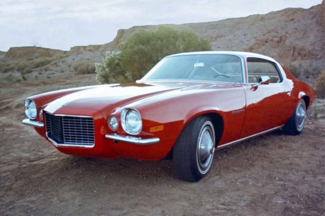 Les nouvelles photos de : Camaro-1970