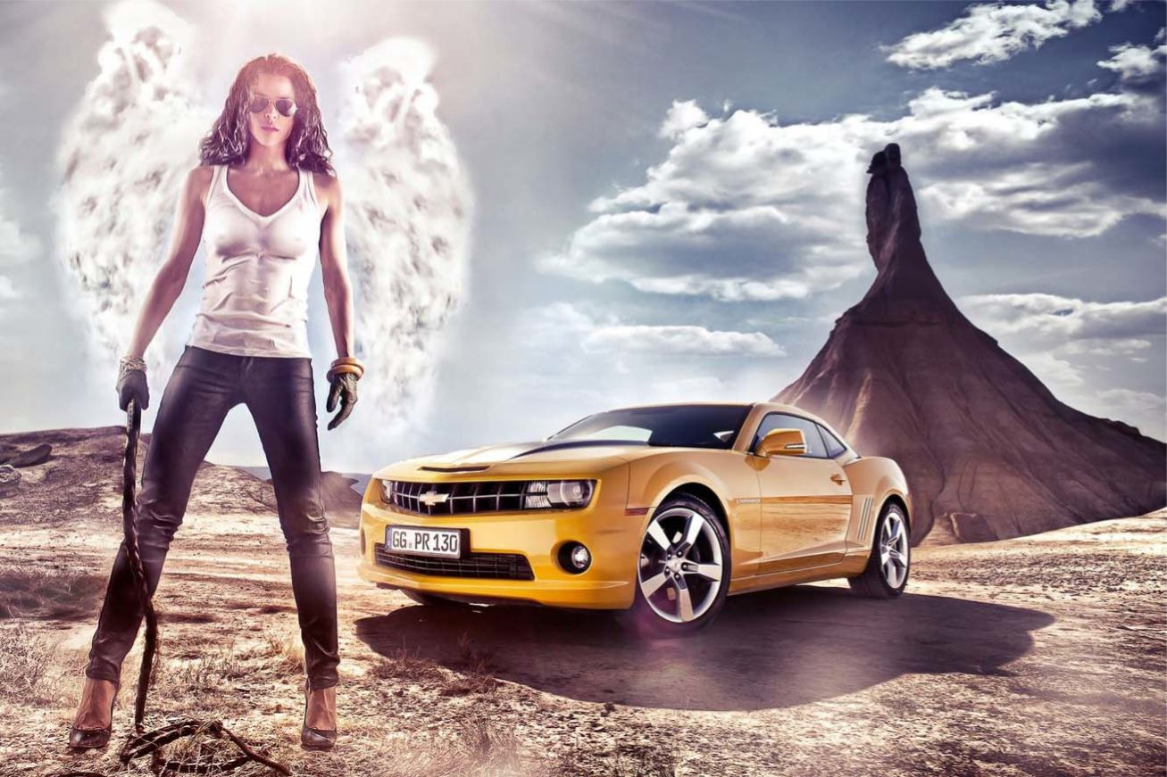 Les nouvelles photos de : Camaro-2012