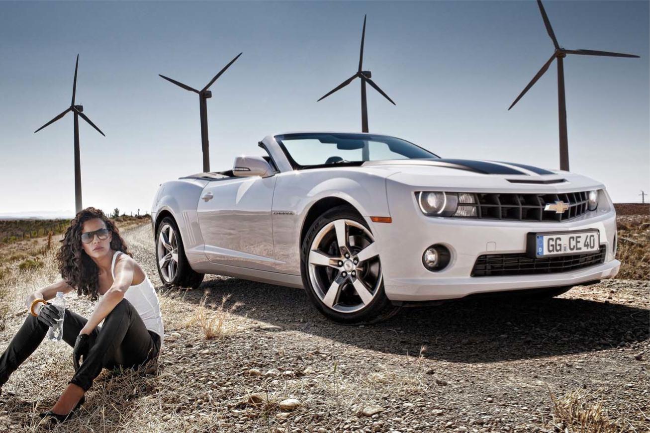 Les nouvelles photos de : Camaro-Convertible