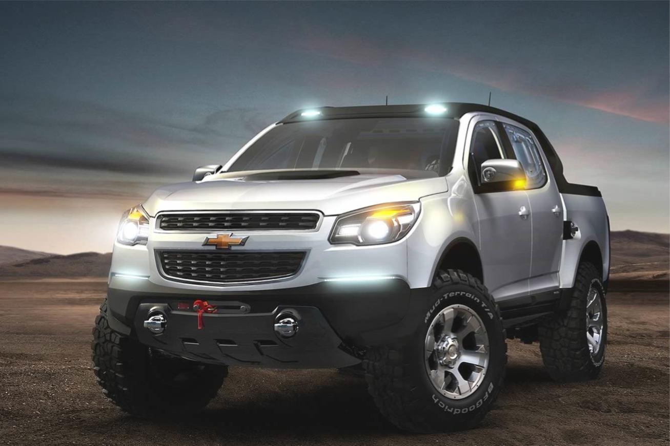 Les nouvelles photos de : Colorado-Rally-Concept