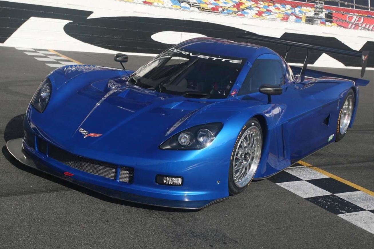 Les nouvelles photos de : Corvette-Daytona-Racecar
