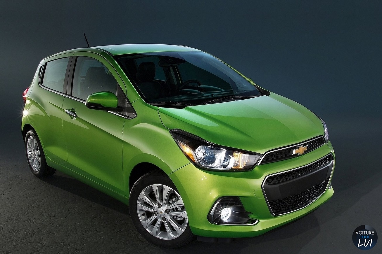 Nouvelle photo : ChevroletSpark-2016