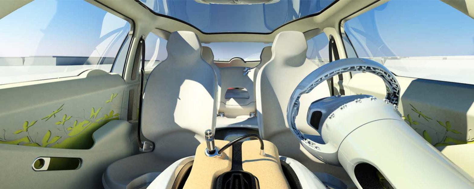citroen c cactus concept concept car photo. Black Bedroom Furniture Sets. Home Design Ideas