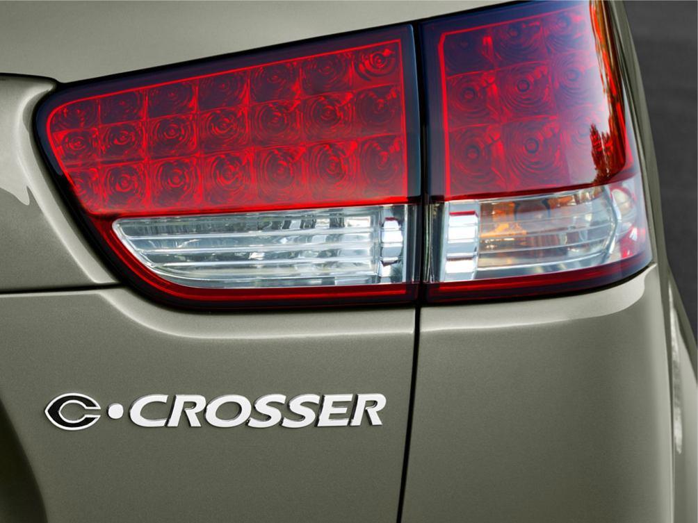 Citroen C Crosser