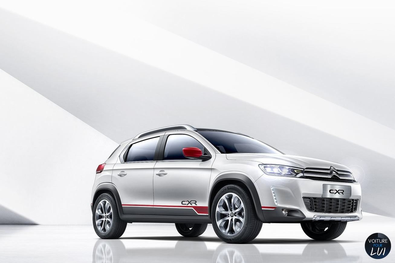 Nouvelle photo : CitroenC-XR