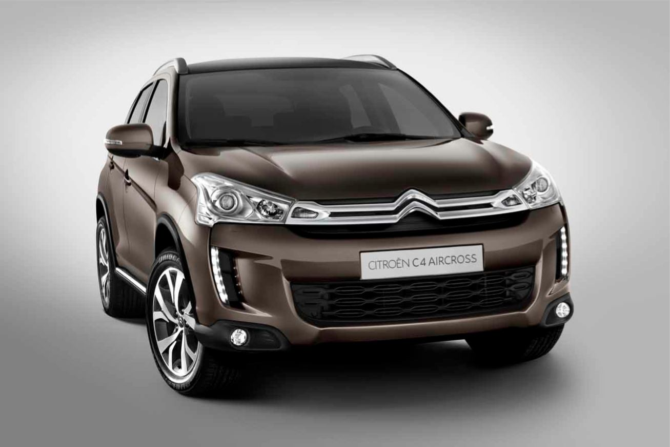 citroen c4 aircross crossover photo. Black Bedroom Furniture Sets. Home Design Ideas
