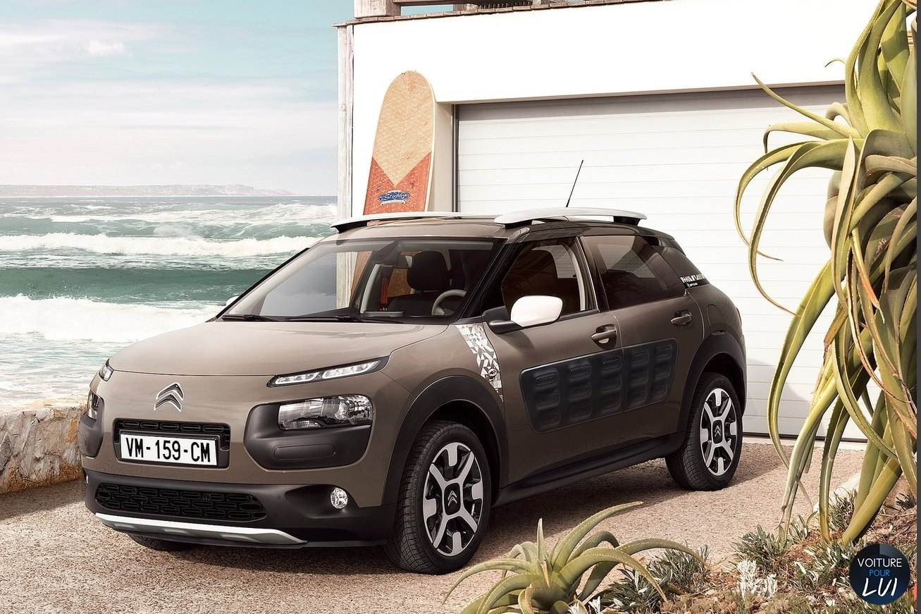 photo citroen c4 cactus rip curl 2017 2017. Black Bedroom Furniture Sets. Home Design Ideas