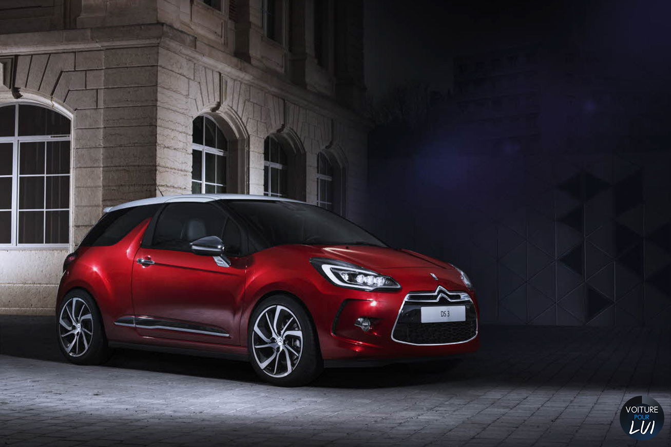 Nouvelle photo : CitroenDS3-2014