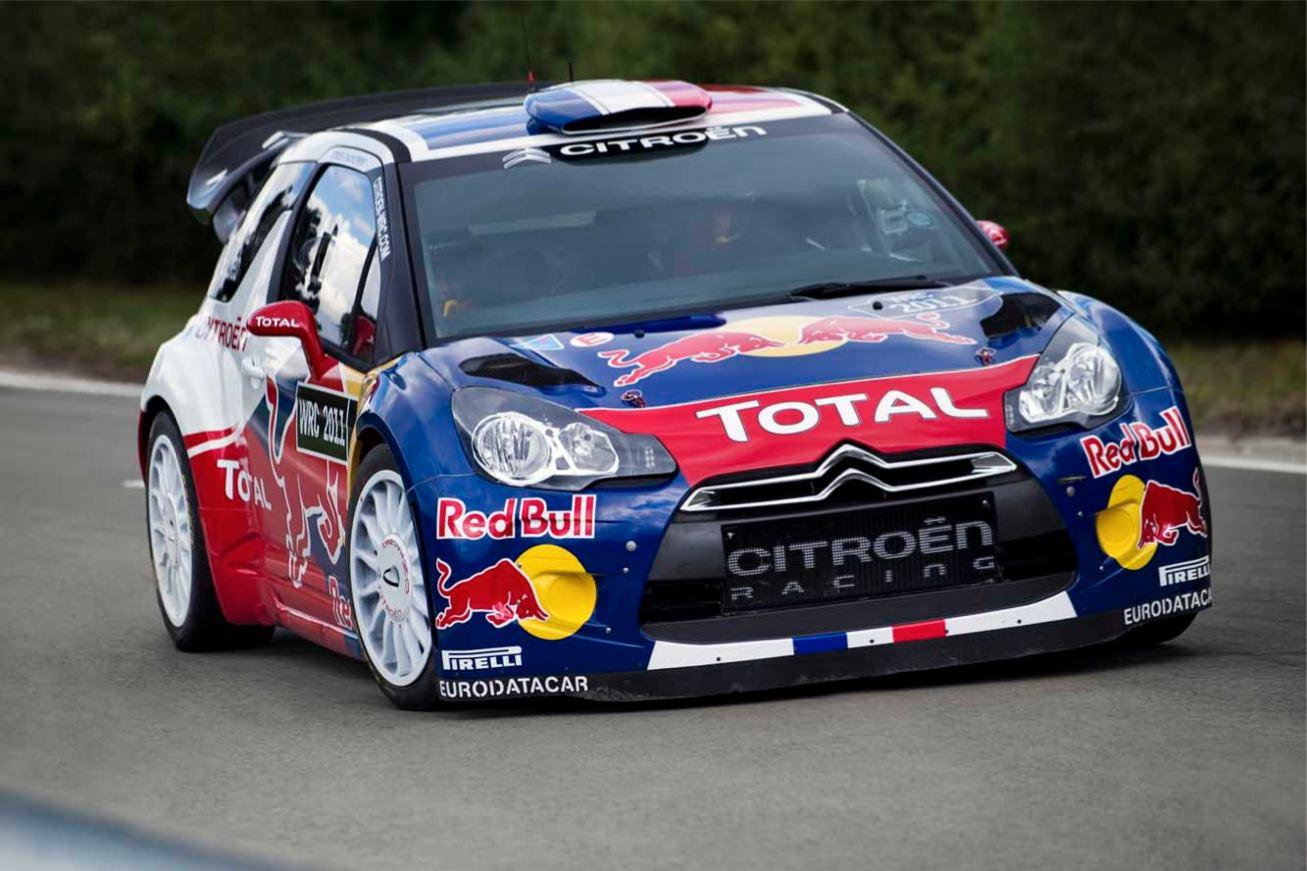 Les nouvelles photos de : DS3-WRC