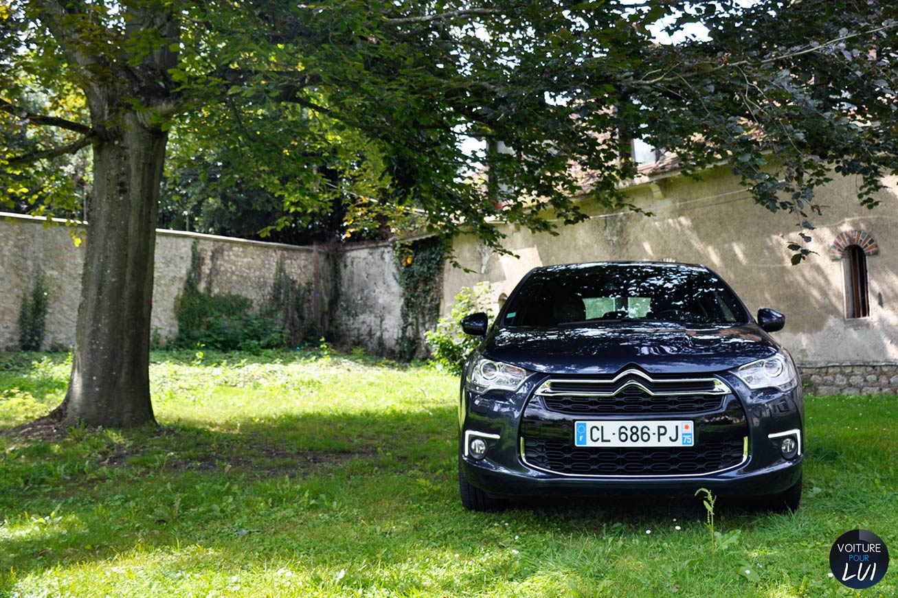 Citroen DS4 SO CHIC