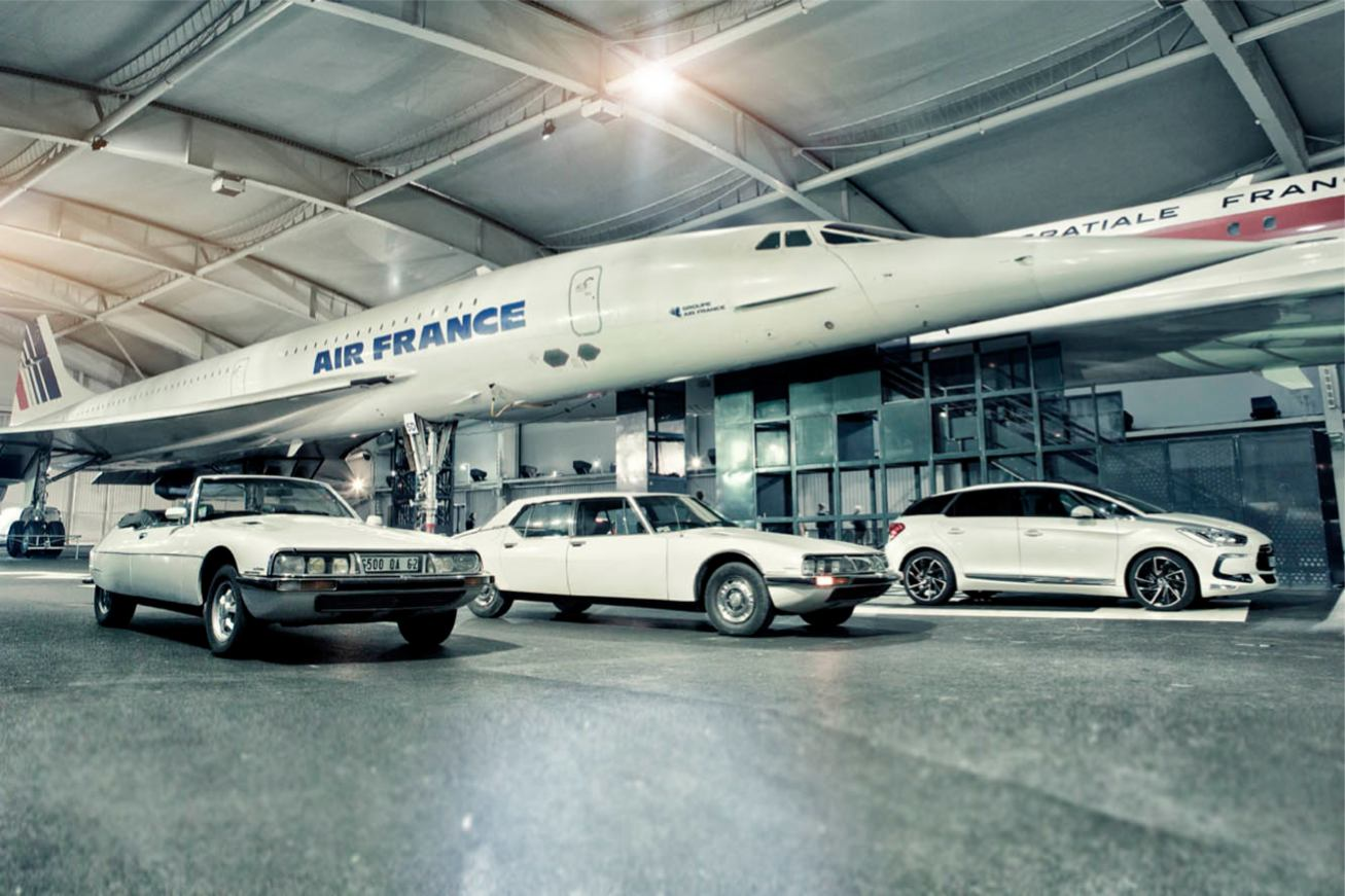 Les nouvelles photos de : DS5-Concorde