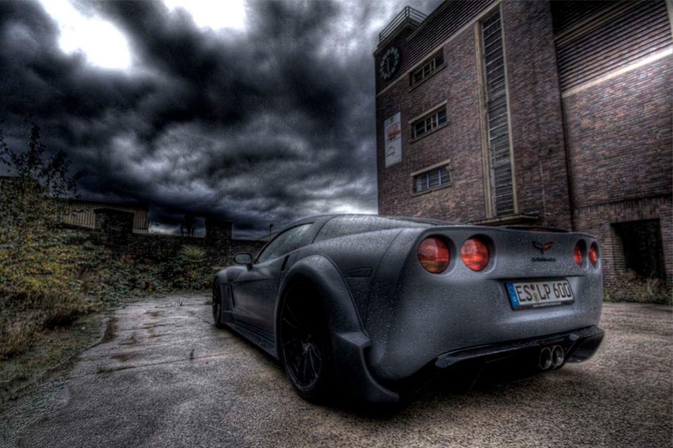 Les nouvelles photos de : C6-BlackForceOne