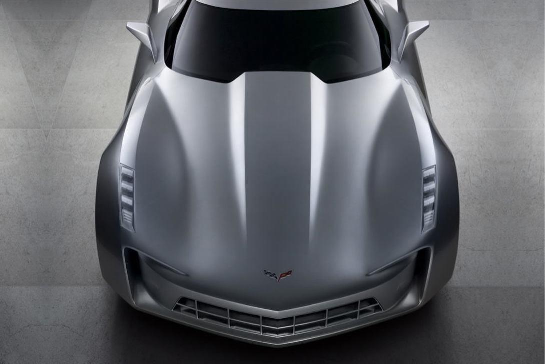 Les nouvelles photos de : Stingray-Concept