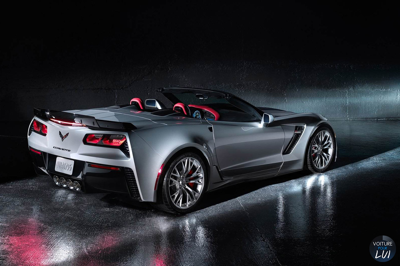 Corvette Z06 Cabriolet