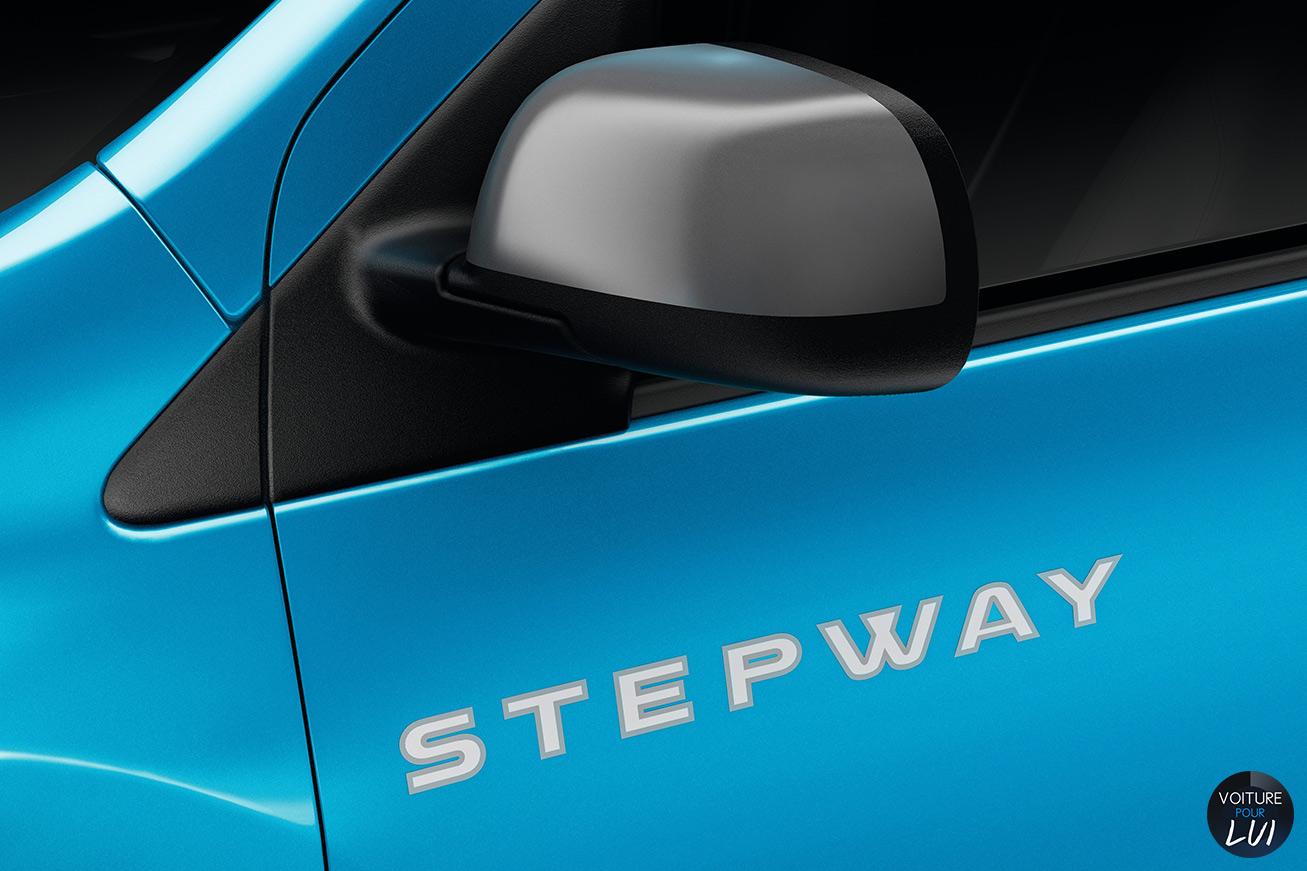 Dacia Dokker Stepway 2014