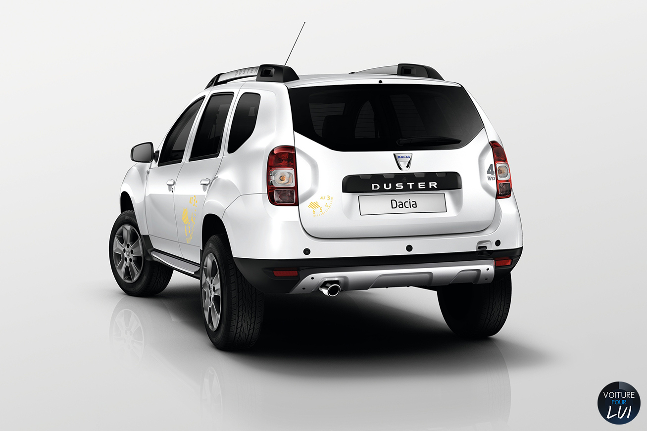 dacia duster air 2015 voiture pour lui. Black Bedroom Furniture Sets. Home Design Ideas