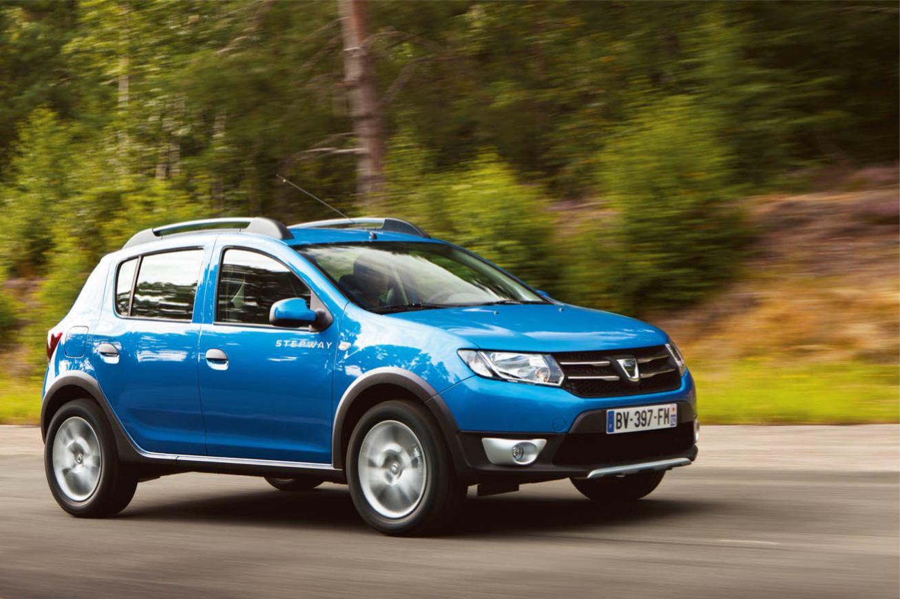 Dacia Sandero Stepway 2013 Crossover Photo