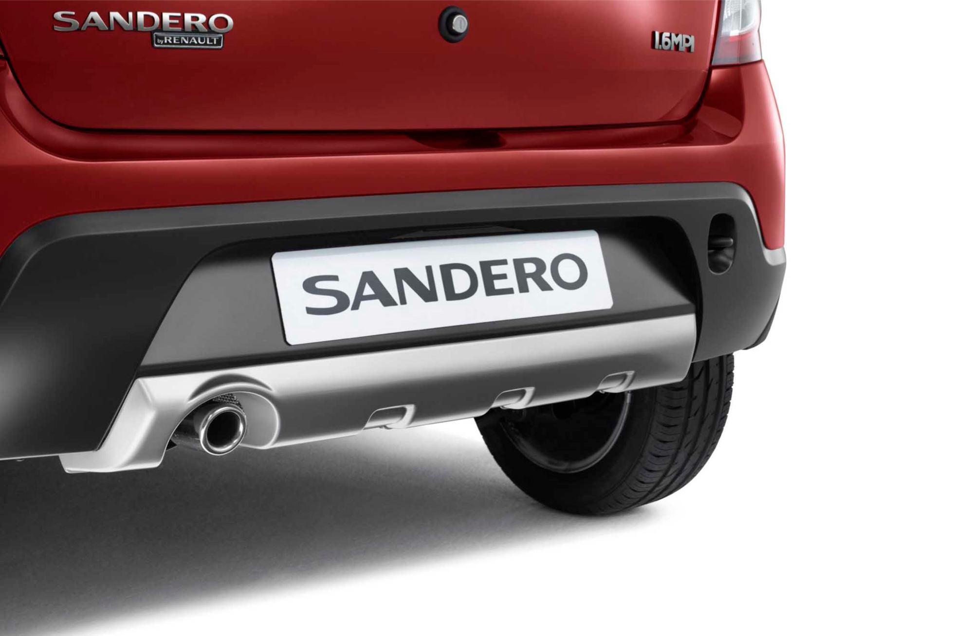 Photos Dacia Sandero Stepway Numero 24
