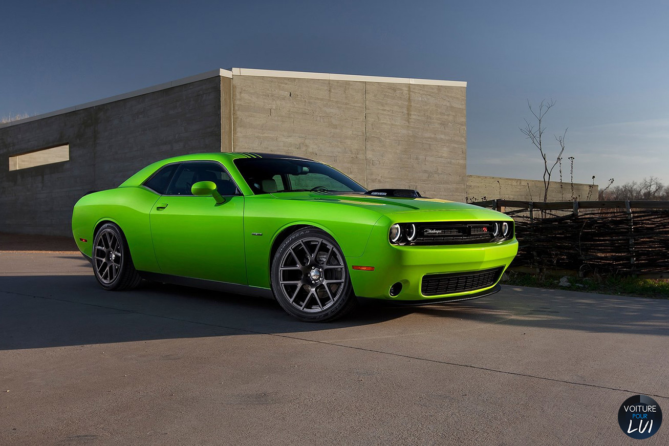 Nouvelle photo : DodgeChallenger-2015